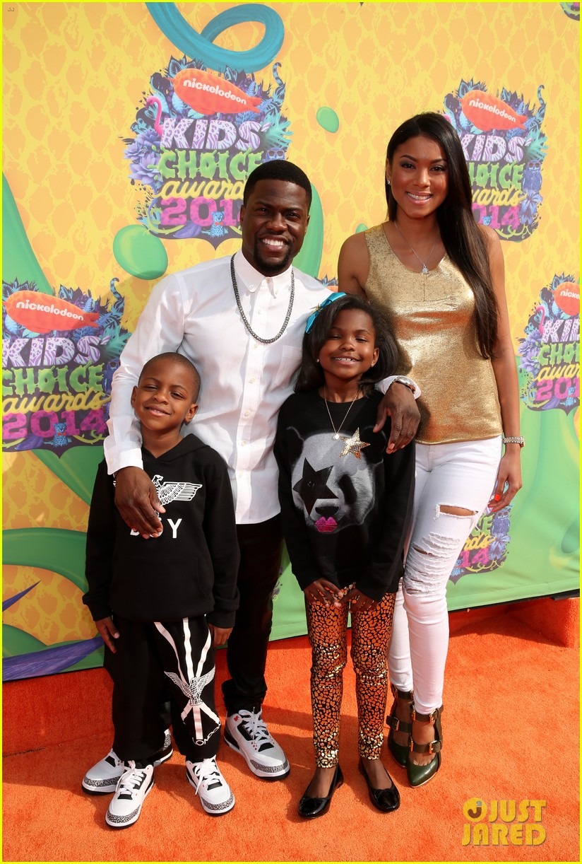 kevin hart adam sandler kids choice awards 2014 183081484