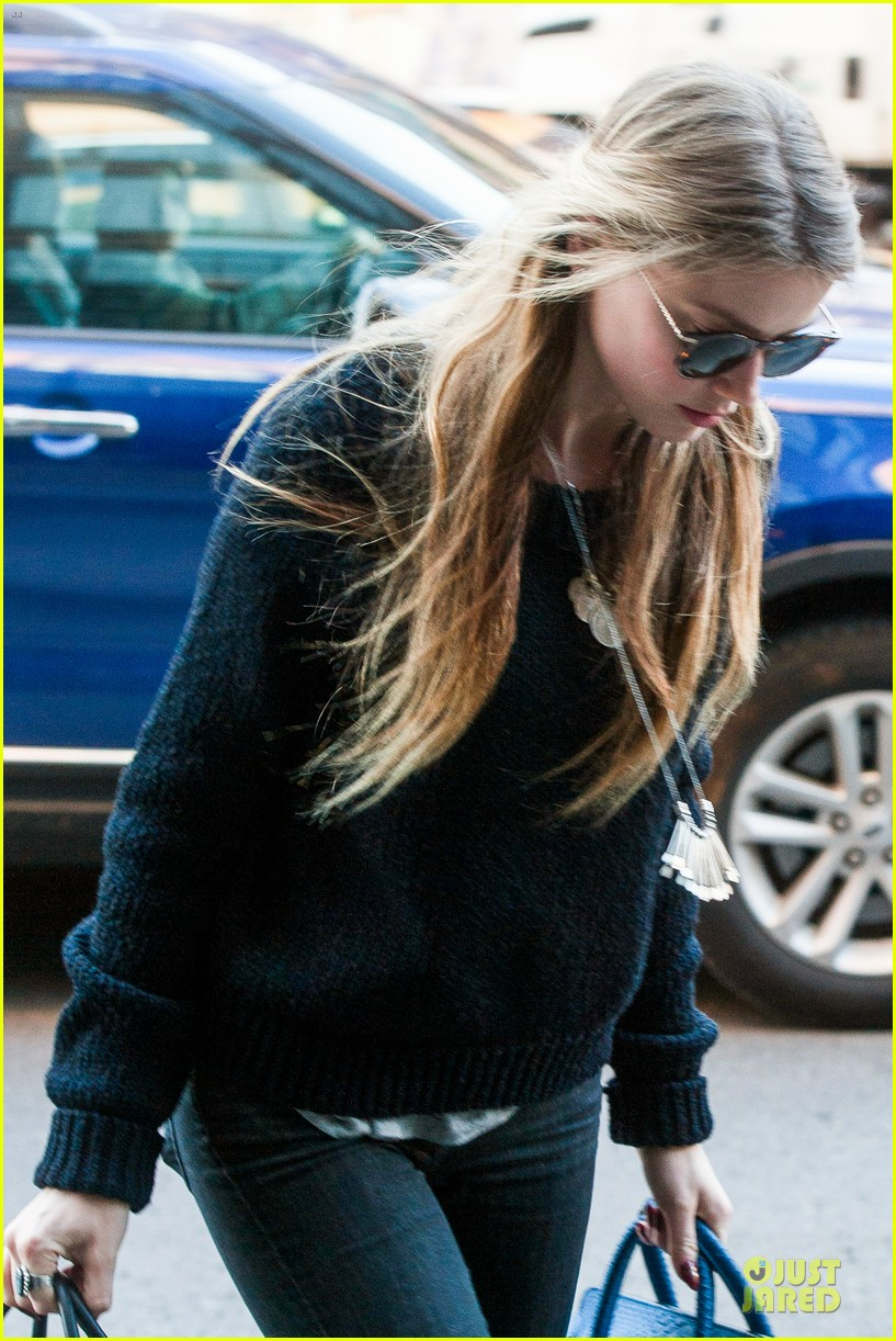 amber heard blue in nyc 093076310