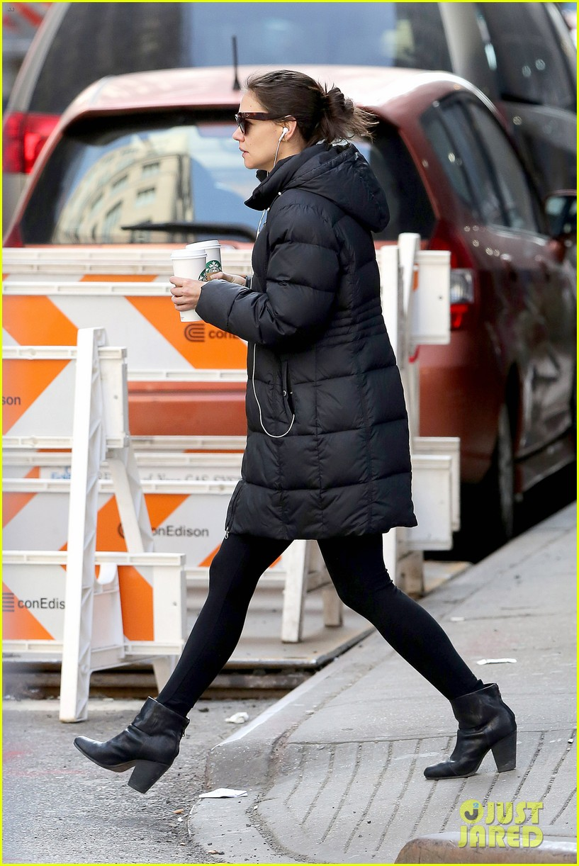 katie holmes new york has been very good to suri me 273063282