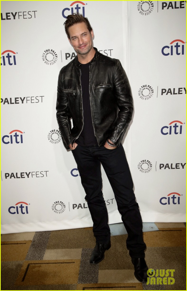 ian somerhalder reunites with maggie grace lost cast at paleyfest 143073149
