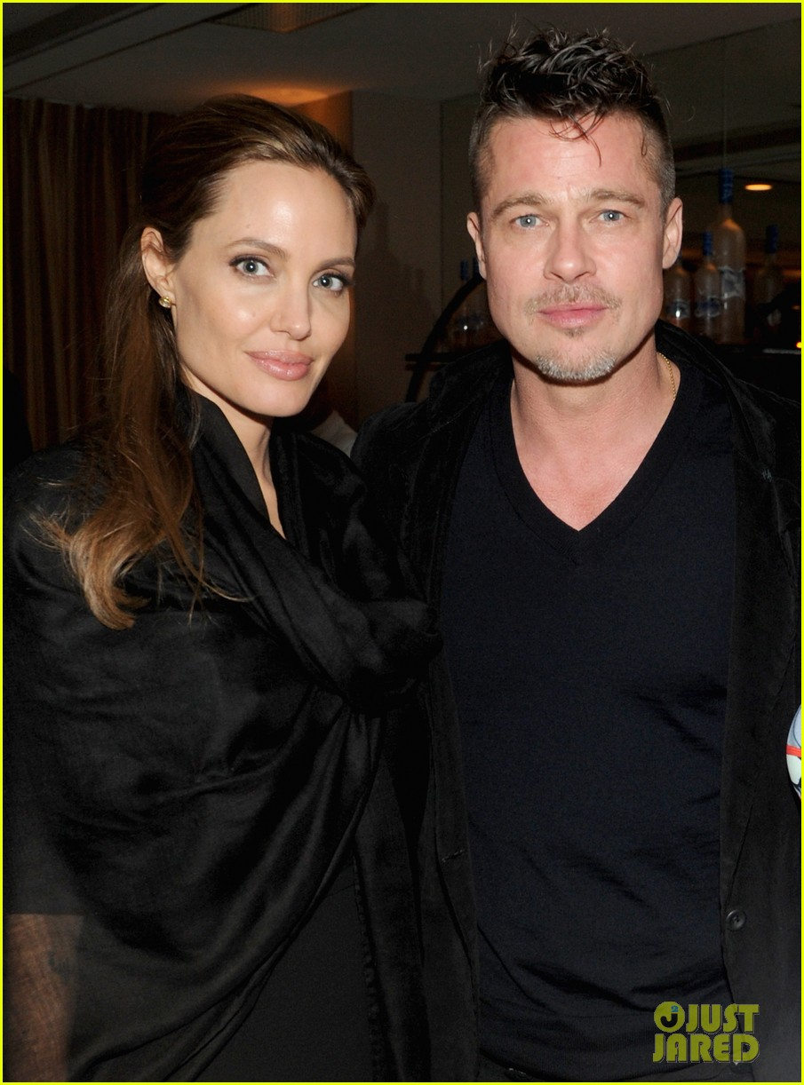 angelina jolie brad pitt 12 years dinner with lupita nyongo 043063345