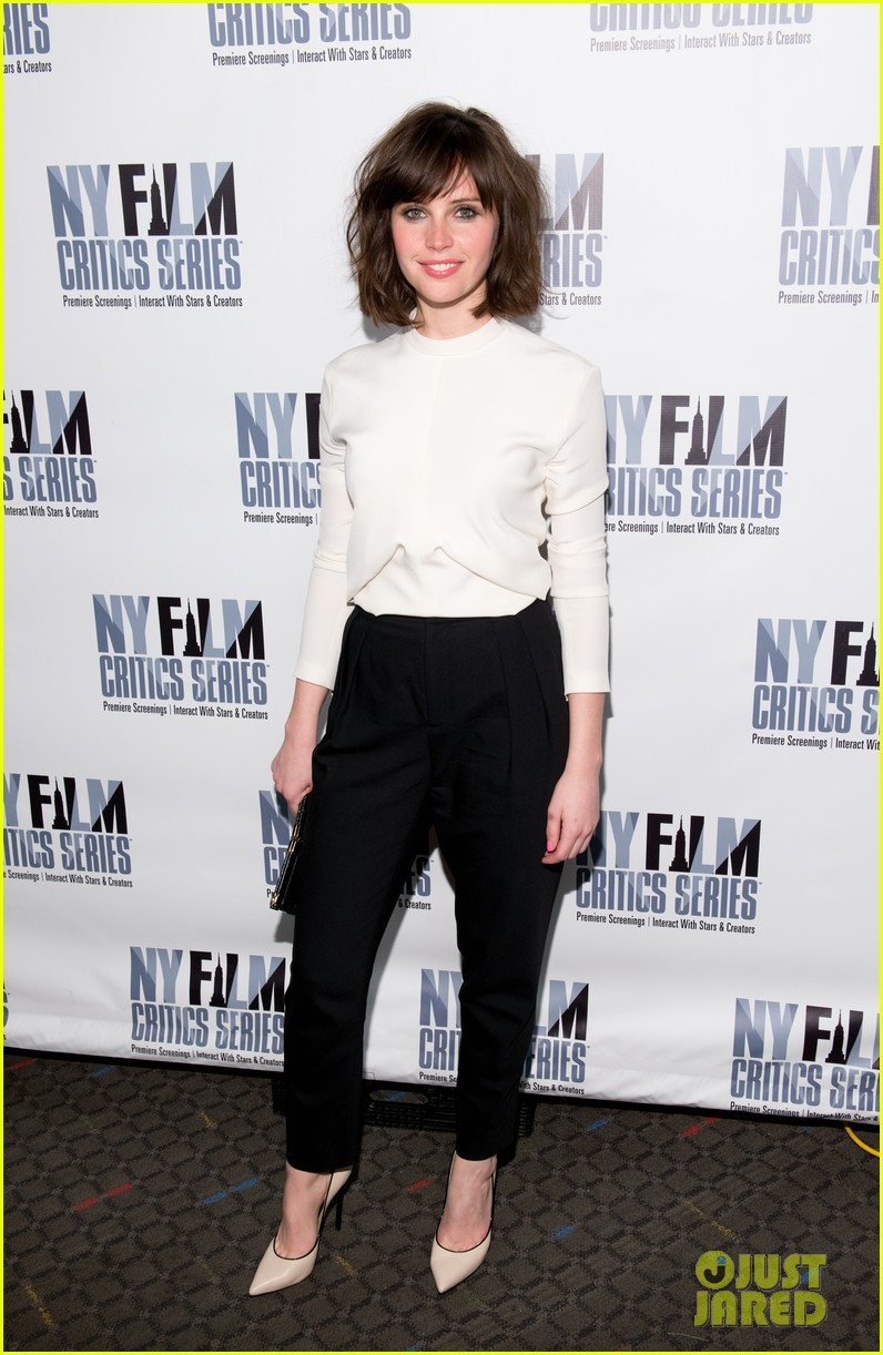 felicity jones breathe in screening apple store presents 033073870