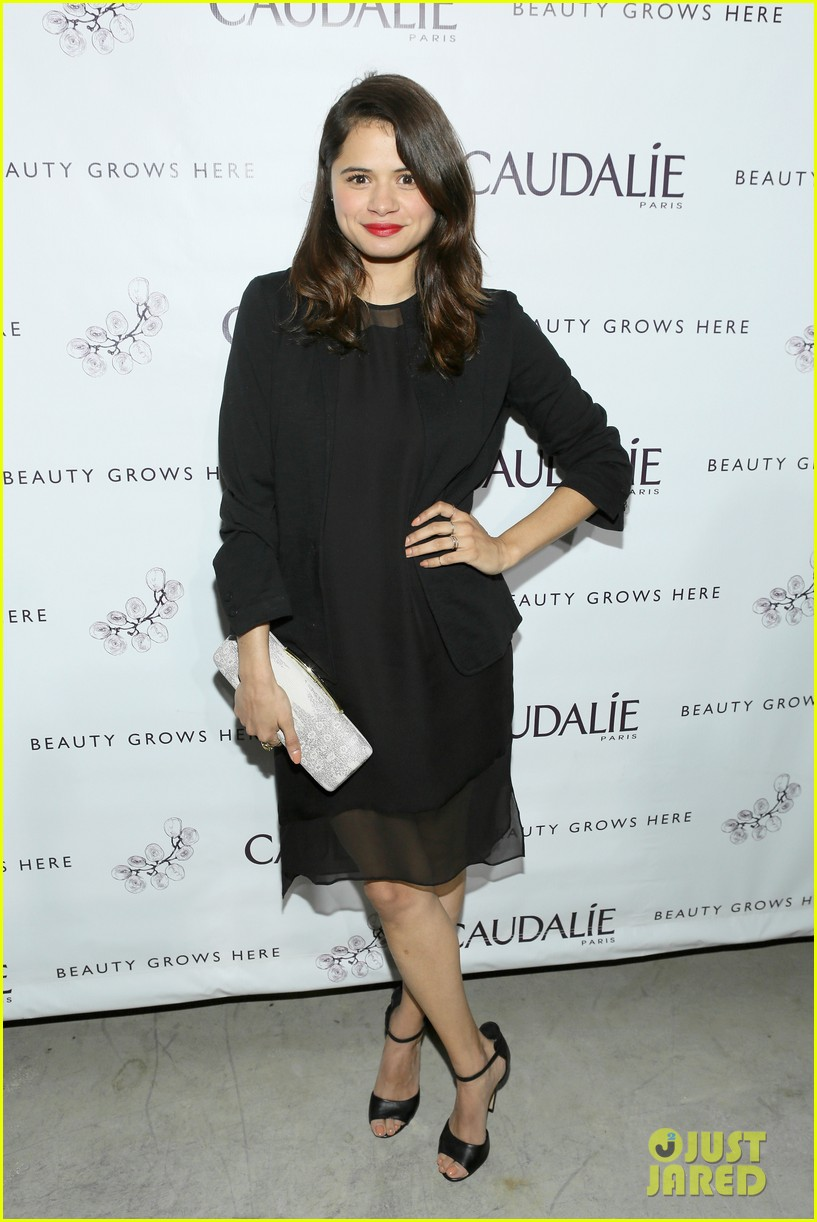 rashida jones jena malone caudalie boutique spa opening 033071050