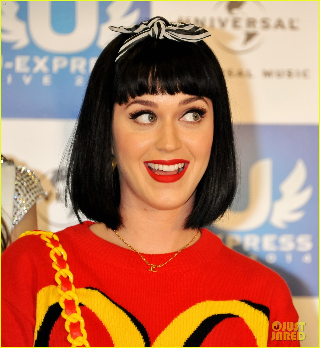 katy perry u express live 2014 press conference japan 013063653