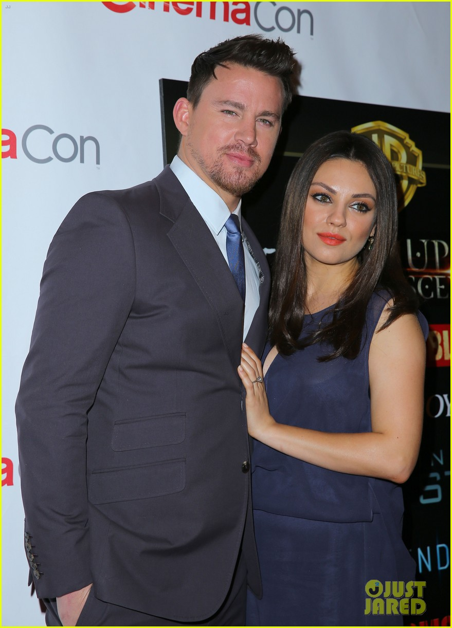 mila kunis channing tatum cinemacon jupiter ascending 20