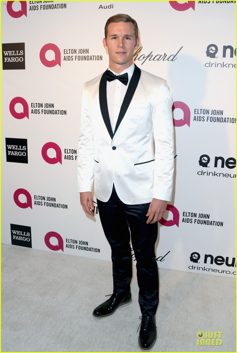 ryan kwanten sam trammell true blood studs at elton  john oscars party 2014 013064224