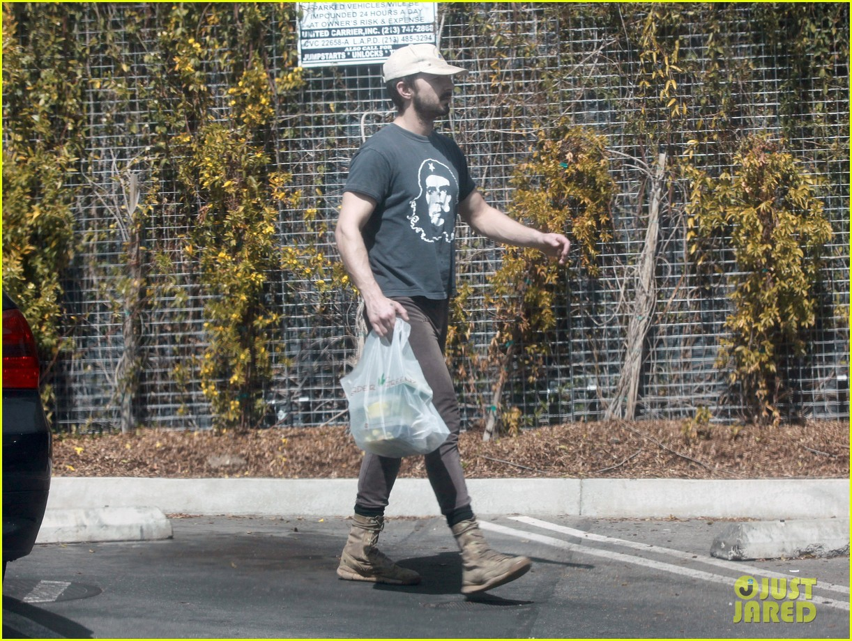 shia labeouf natural born artist 063075578