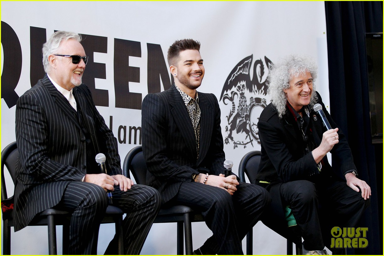 adam lambert queen reuniting for north american tour 033067098