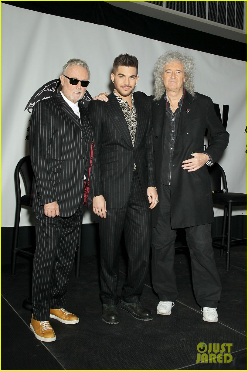 adam lambert queen reuniting for north american tour 043067099