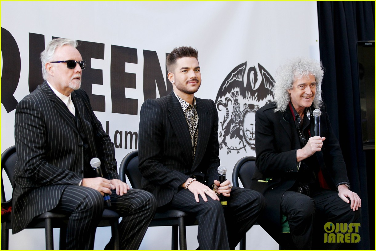 adam lambert queen reuniting for north american tour 18
