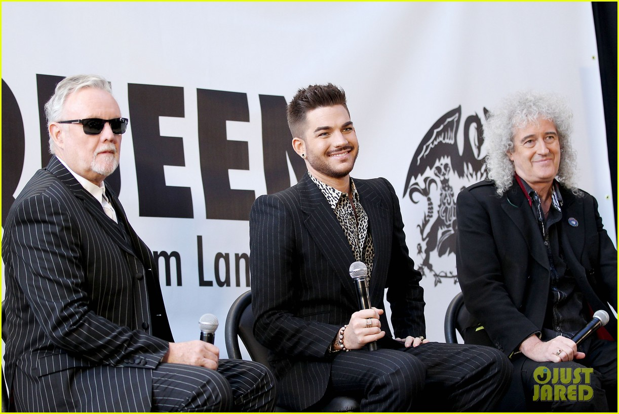 adam lambert queen reuniting for north american tour 25