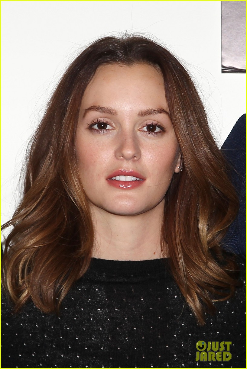 leighton meester james franco of mice men broadway preview 24