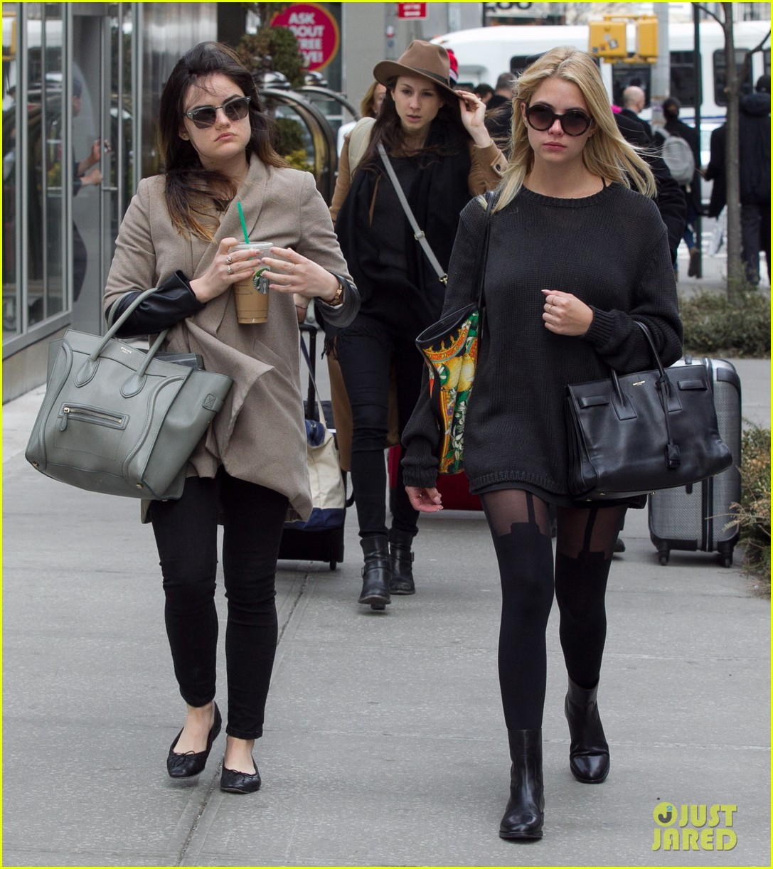 pretty little liars cast head out of nyc after big finale airing 14