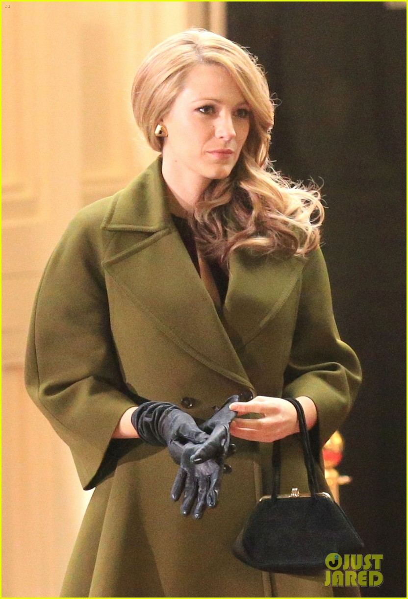 blake lively joins michiel huisman on set for age of adaline 10