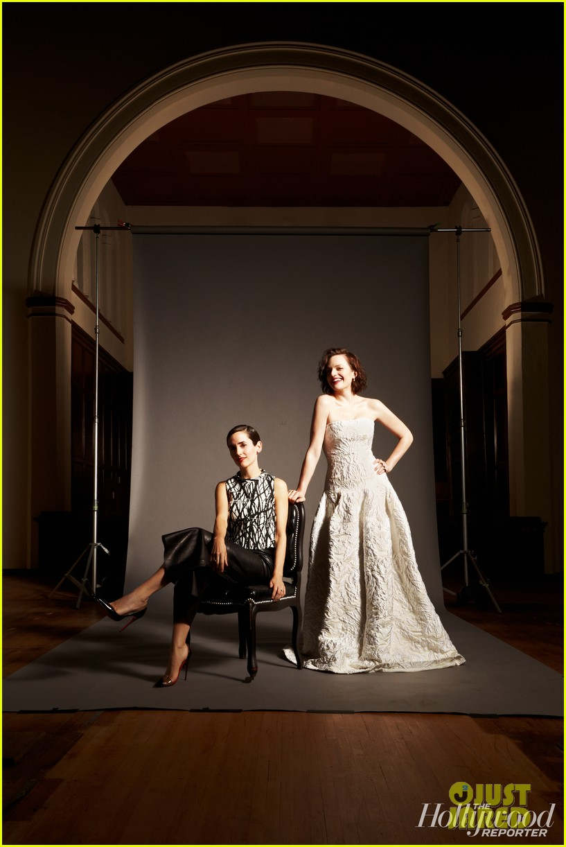 lupita nyongo hugs her stylist for thrs 25 powerful stylists issue kristen stewart more 10