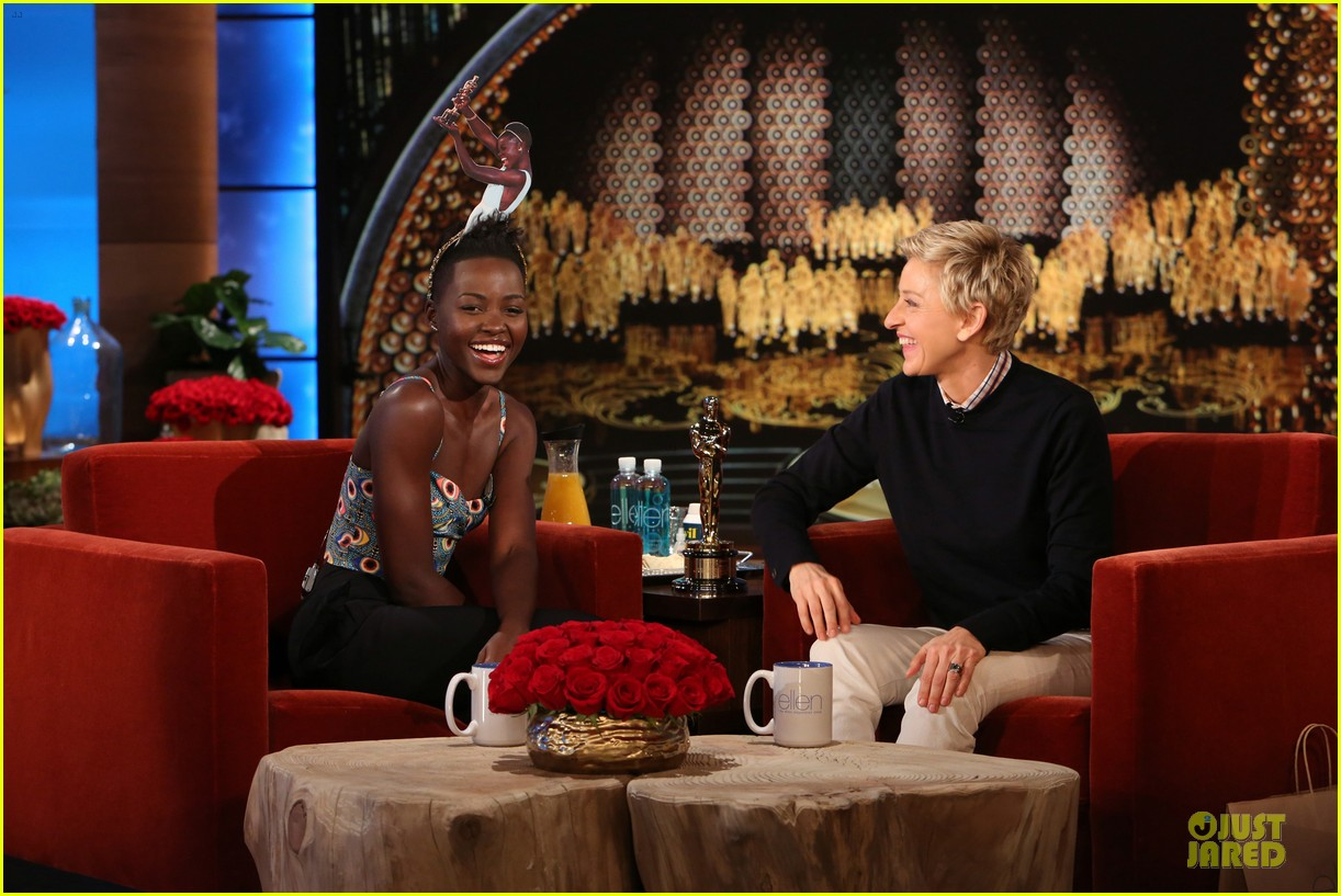 lupita nyongo upstaged by brother peter at oscars 043065529