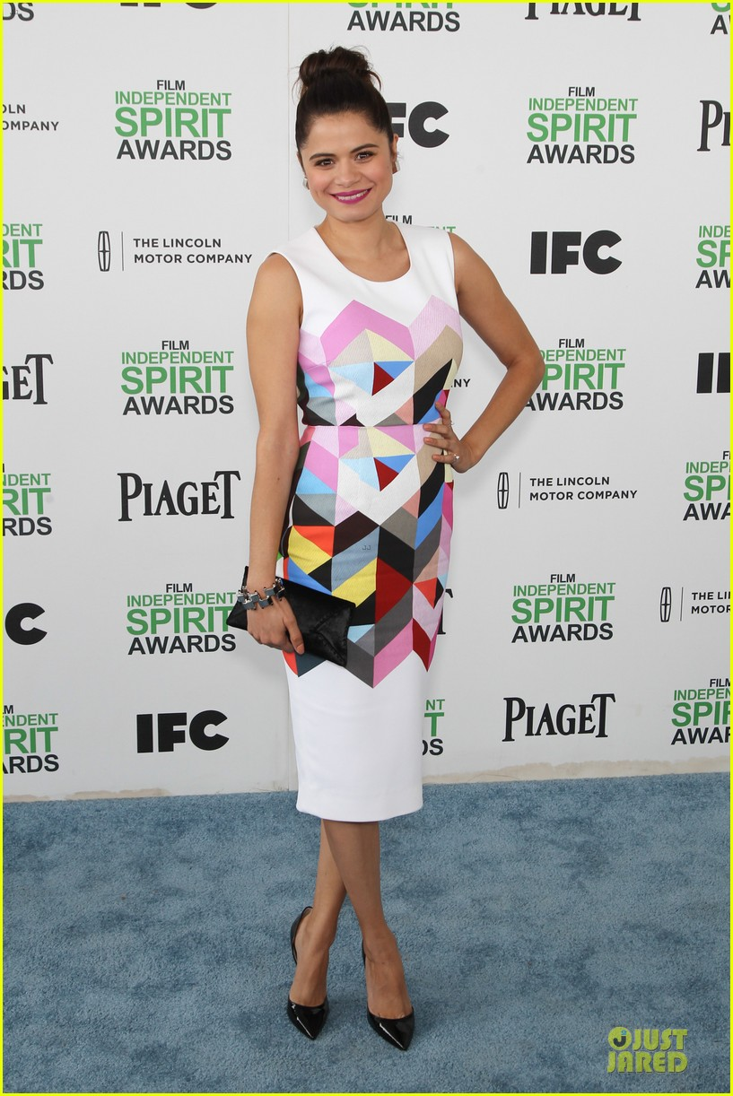 michael b jordan melonie diaz nominees at independent spirit awards 2014 07