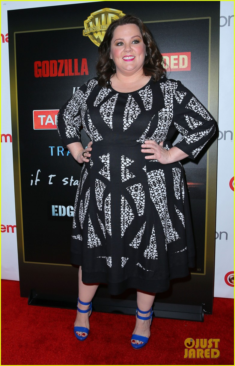 melissa mccarthy brings tammy to cinemacon 11
