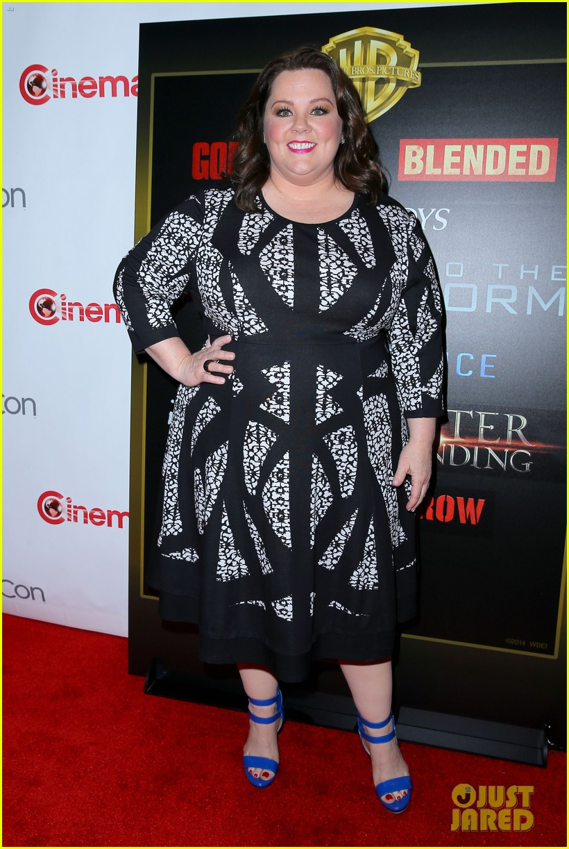 melissa mccarthy brings tammy to cinemacon 123079995