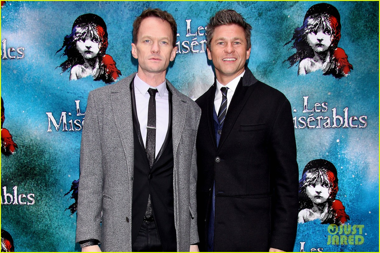 neil patrick harris celebrates les miserables miserables opening 073077686