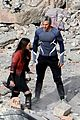 elizabeth olsen aaron taylor johnson get touched up avengers 21