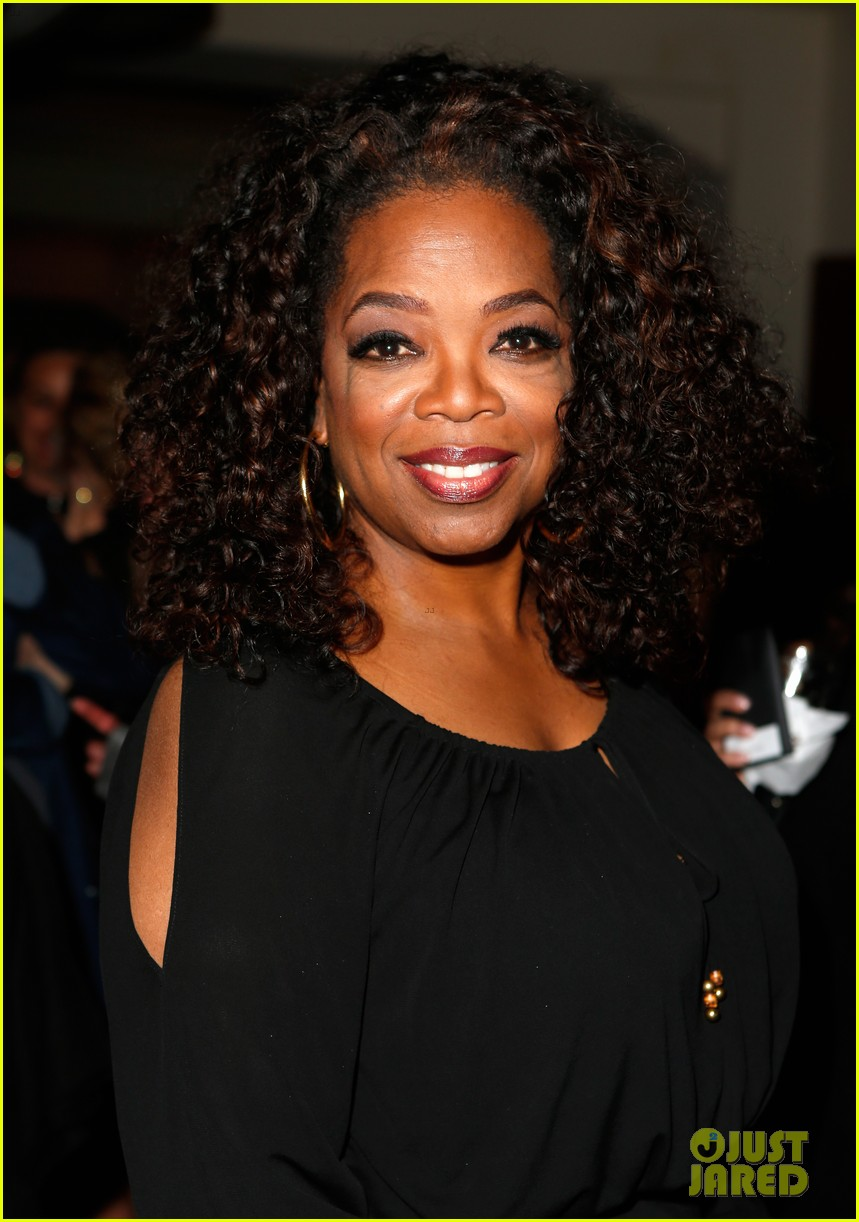 oprah chiwetel ejiofor attend pre oscars party 02