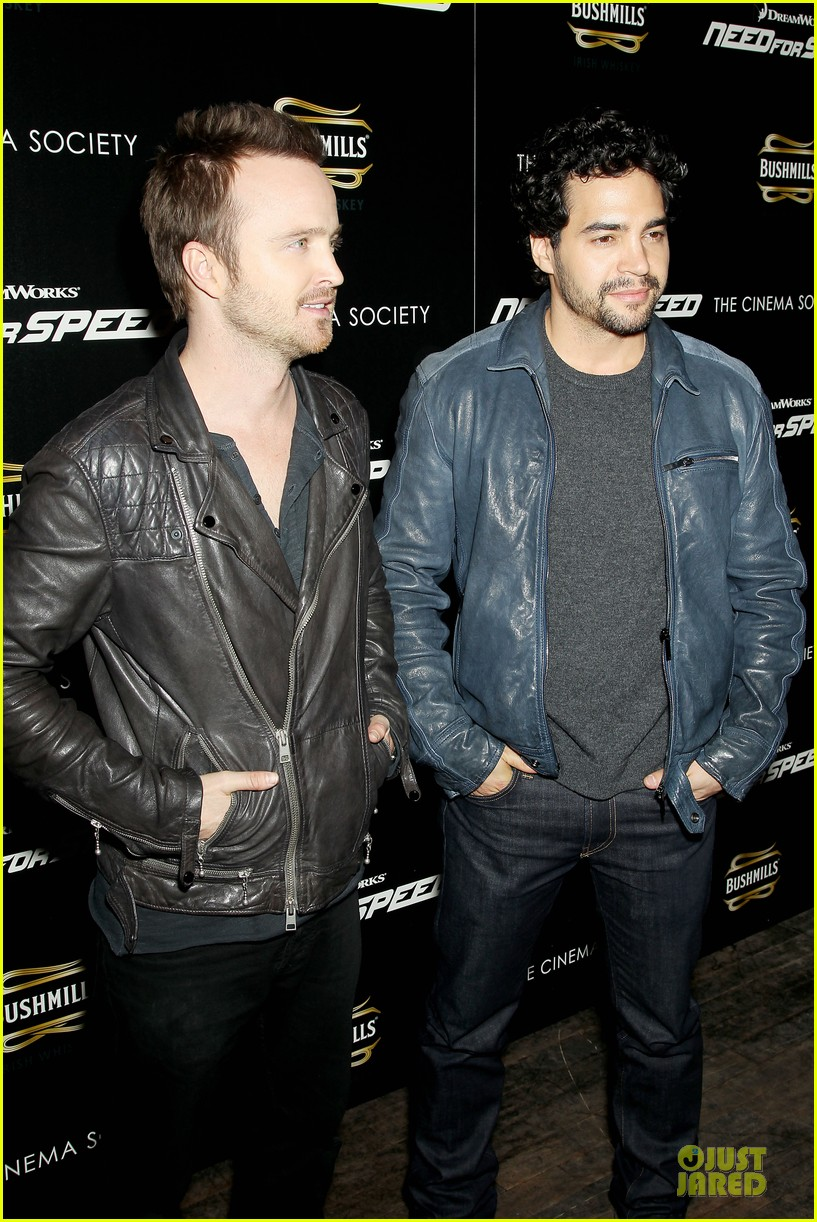 aaron paul ramon rodriguez need for speed nyc screening 053070139