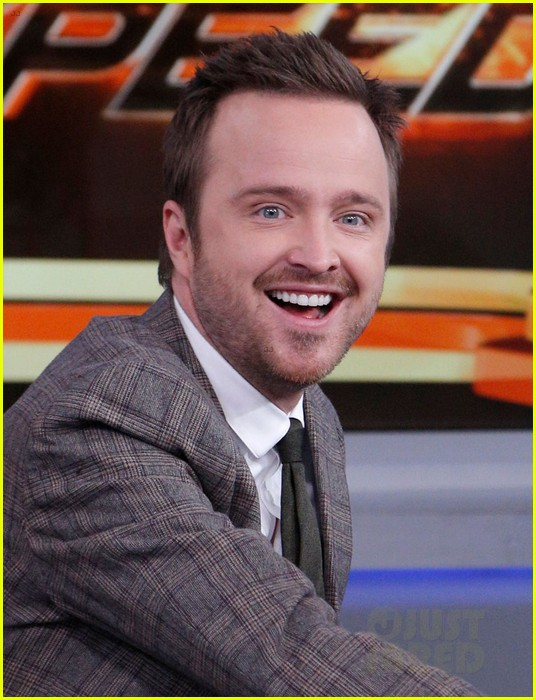 could aaron paul be more romantic 04