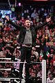 aaron paul has a need for speed on wwes monday night raw 01