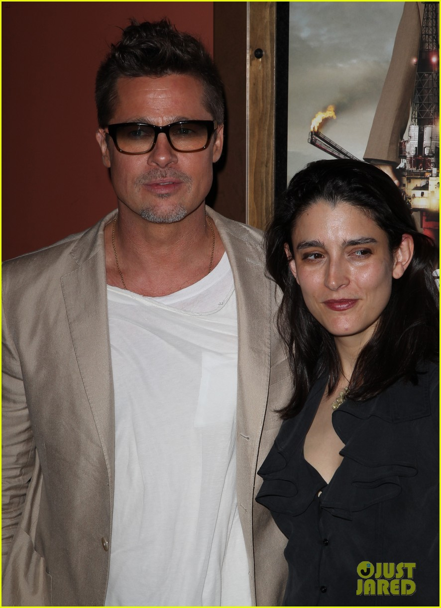 brad pitt big men documentary screening 16