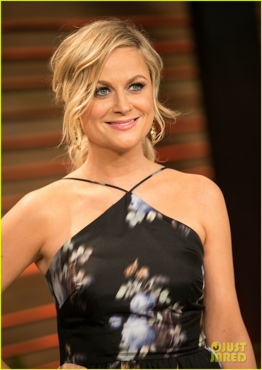 amy poehler vanity fair oscars party 2014 023064310