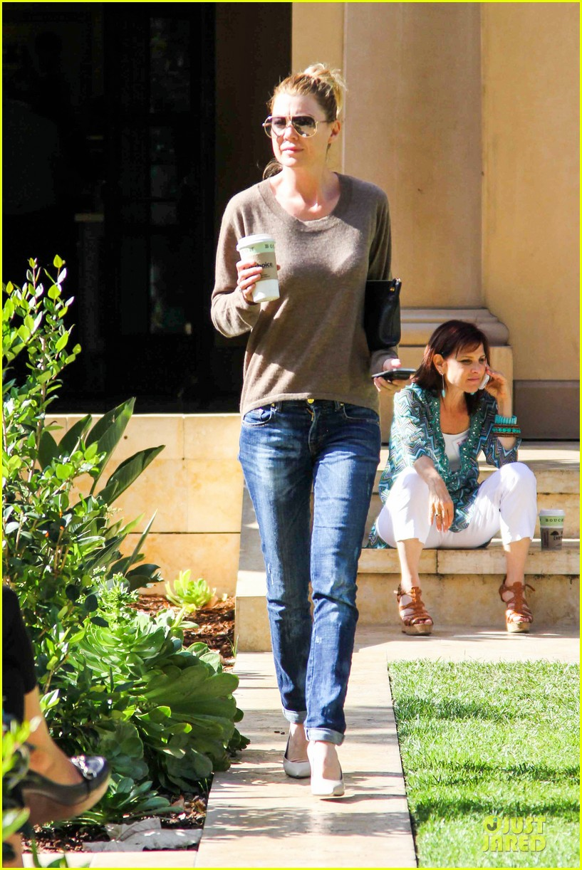 ellen pompeo satisfies french craving with bouchon 073072331