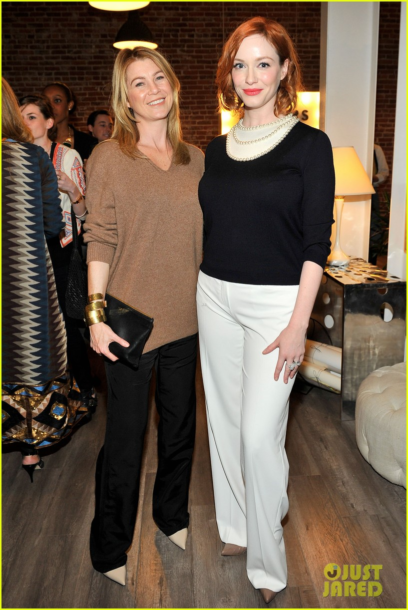 ellen pompeo jaime king hunters alley launch party 01