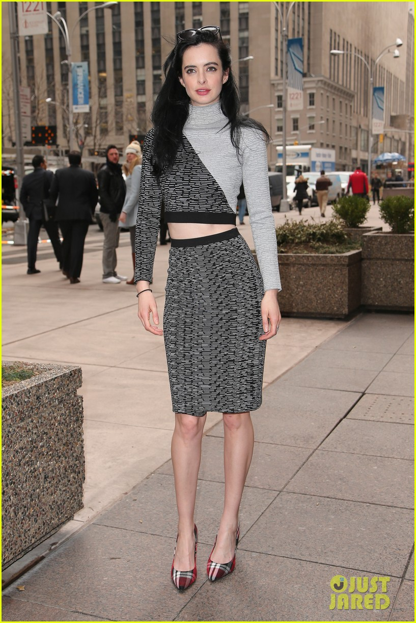 krysten ritter do good work be a good person 04
