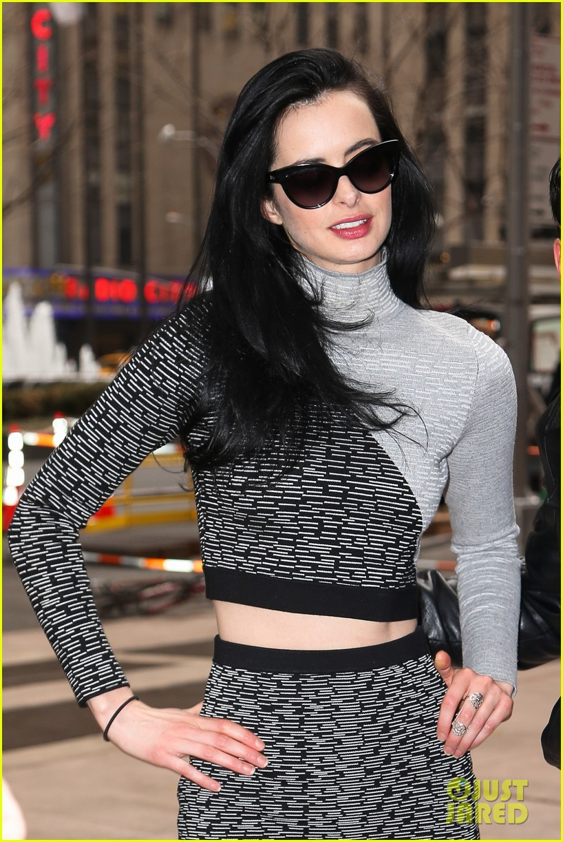 krysten ritter do good work be a good person 123069805