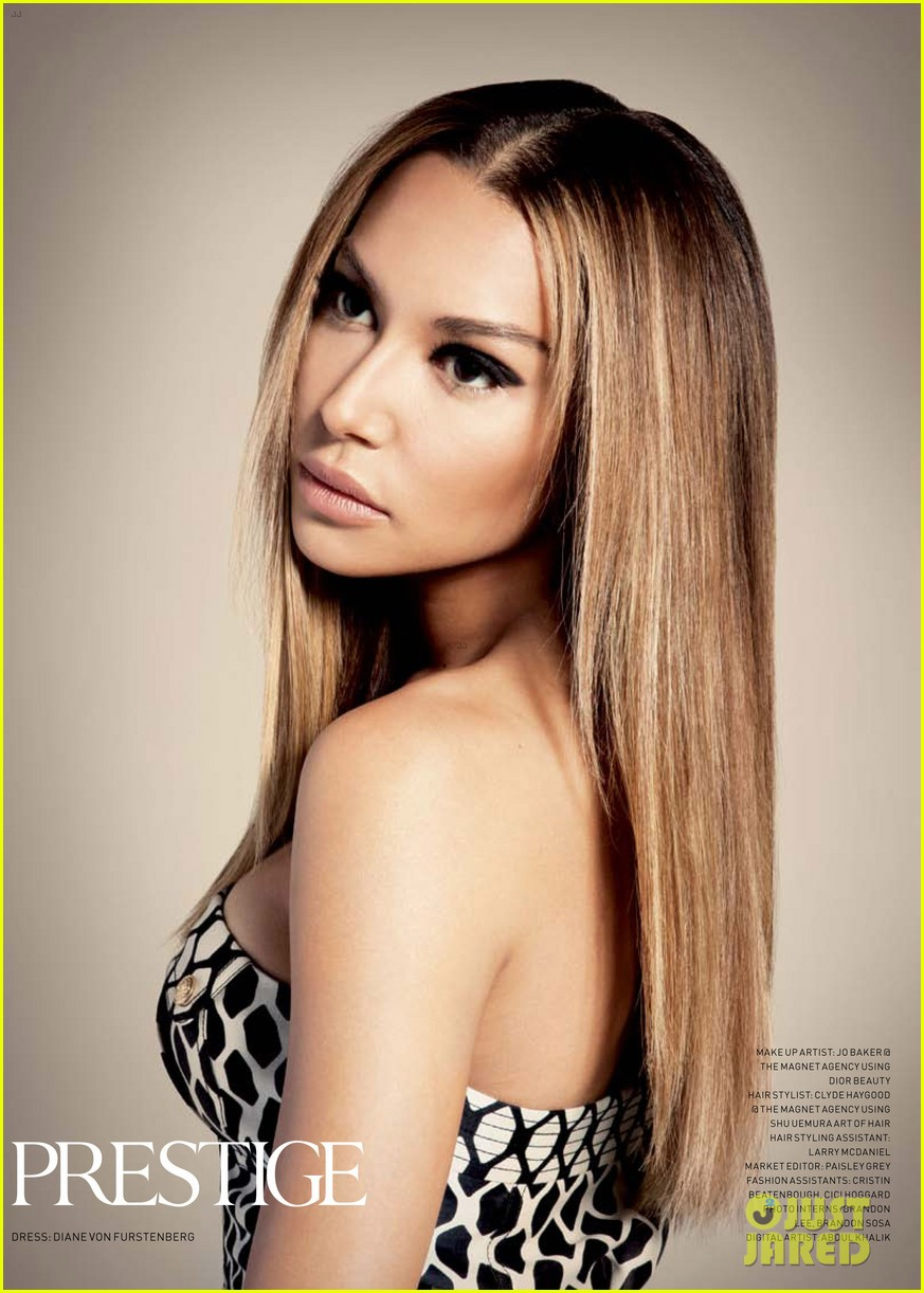 naya rivera prestige indonesia march 2014 06