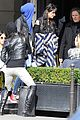 michelle rodriguez joins cara delevingne for paris fashion week fun 21