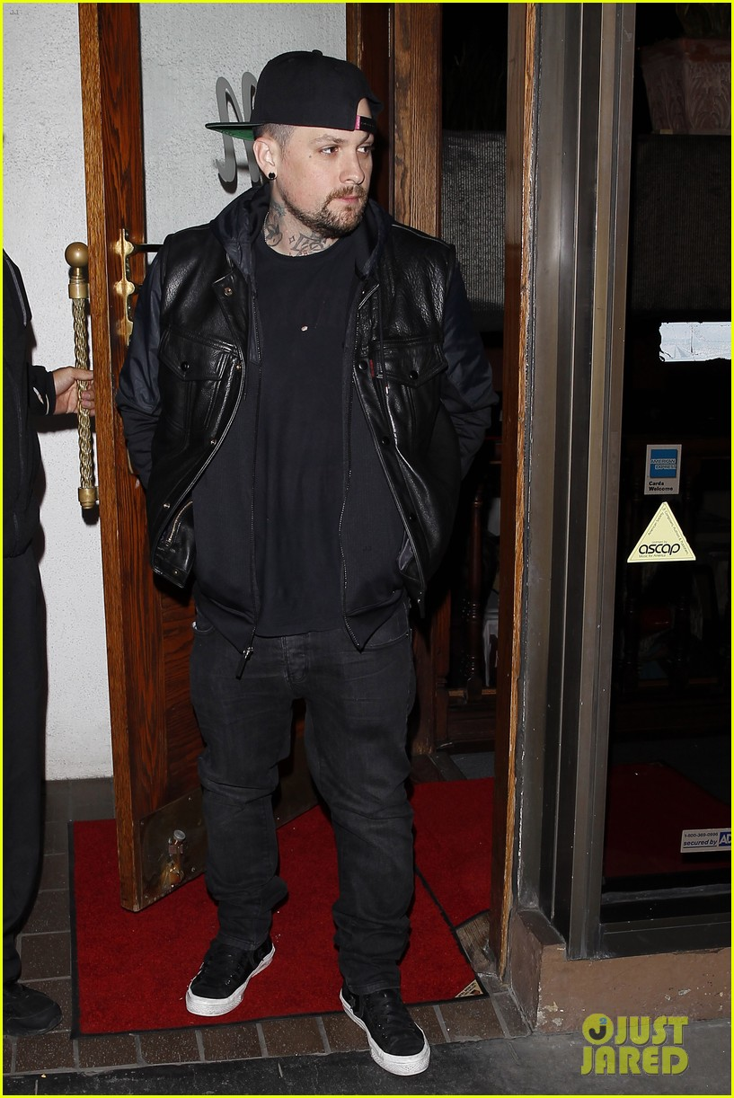 liberty ross benji madden dinner 013068627