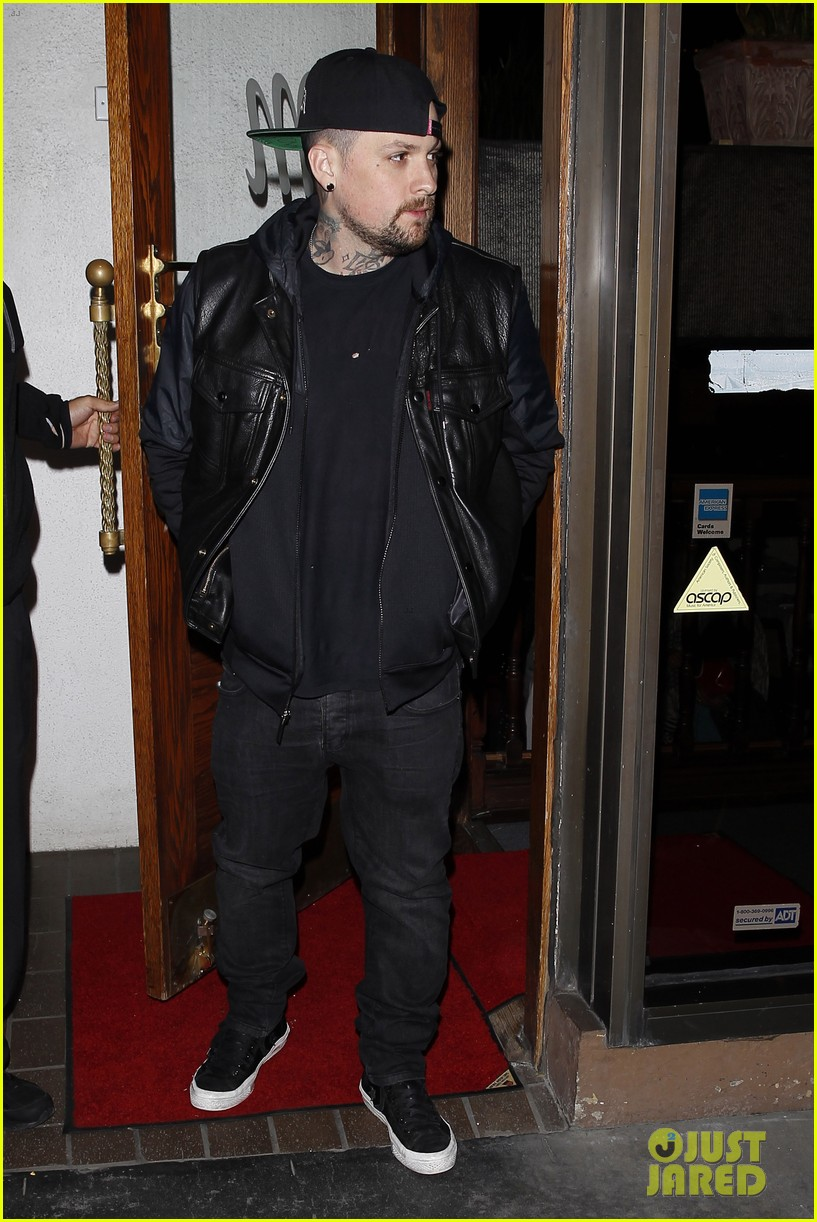 liberty ross benji madden dinner 04