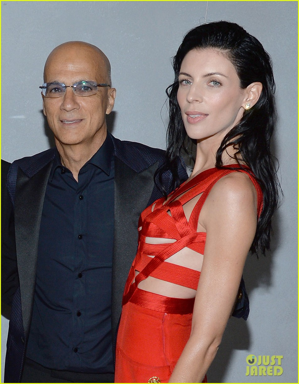 liberty ross vanity fair oscars party with boyfriend jimmy iovine 023064935
