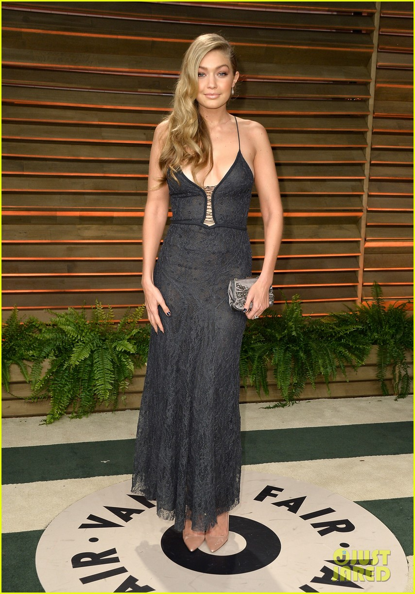 cody simpson girlfriend gigi hadid vanity fair oscars party 2014 10