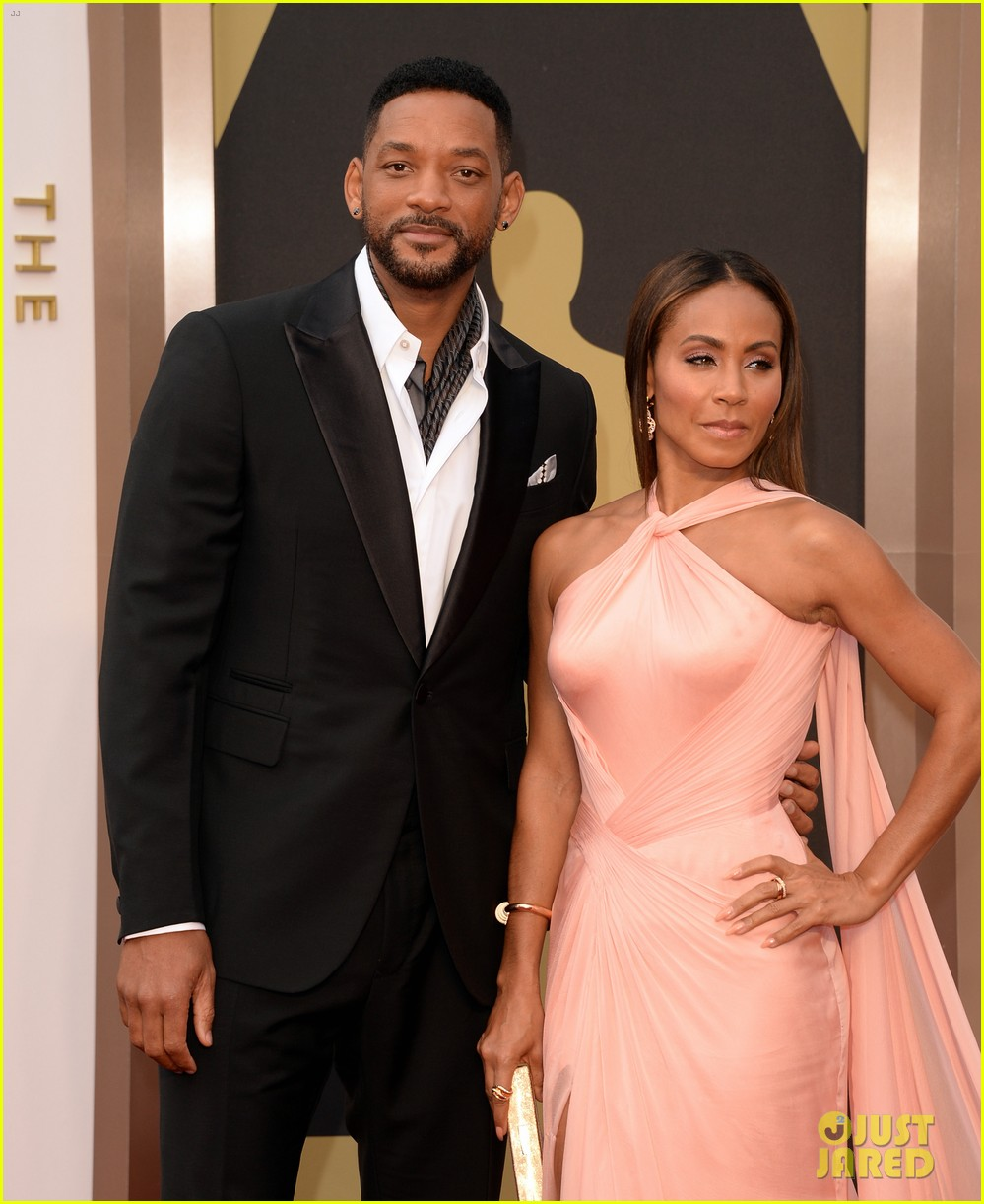 will jada pinkett smith oscars 2014 red carpet 013063946