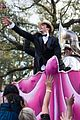 ian somerhalder norman reedus throw mardi gras beads in new orleans 19