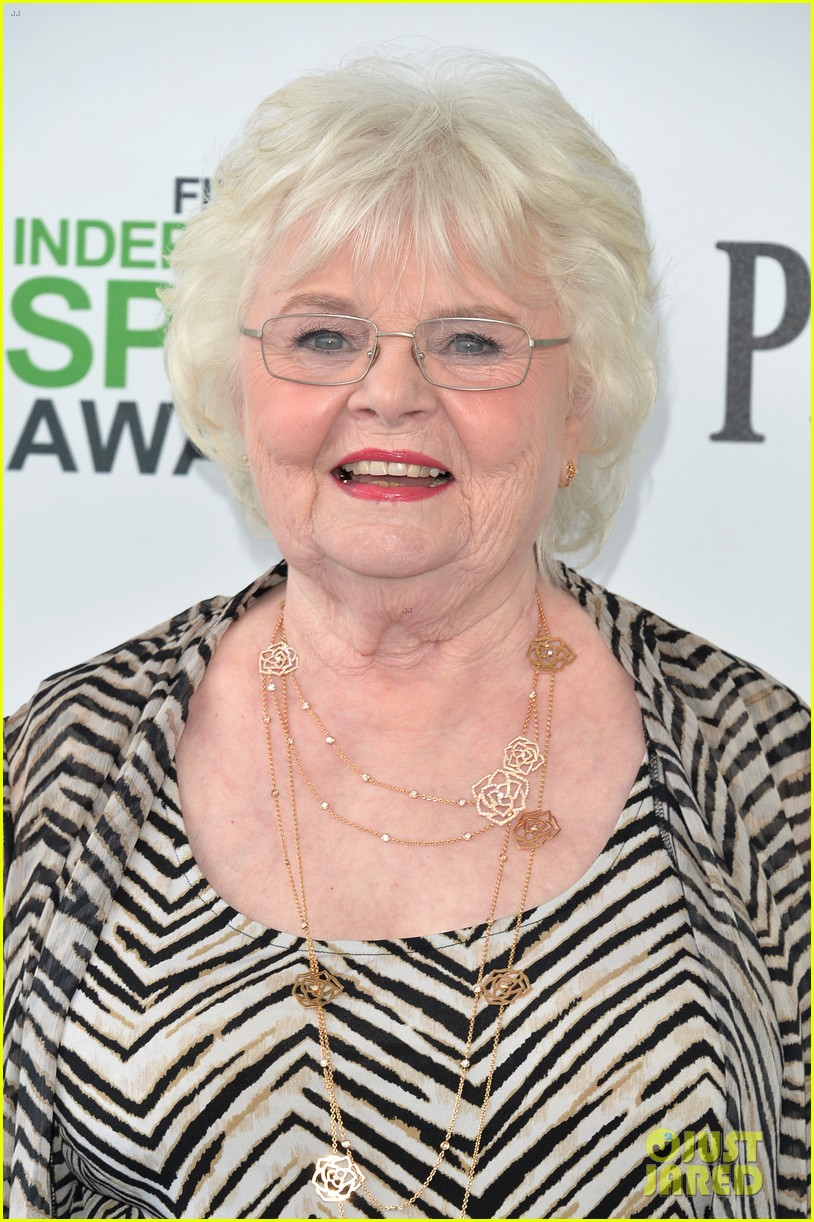 bruce dern june squibb nebraska at spirit awards 2014 05