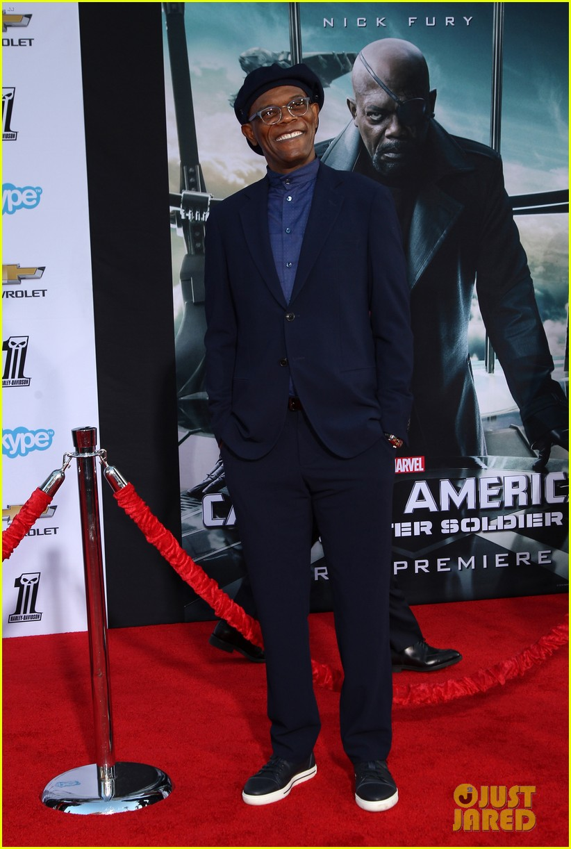 sebastian stan winter soldier at captain america premiere 183071670