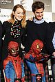 emma stone andrew garfield hit tokyo for amazing spider man 2 press conference 17