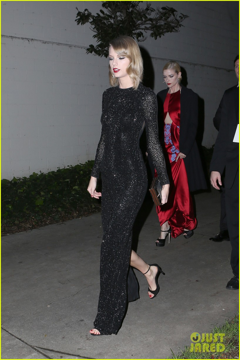 taylor swift jaime king vanity fair oscars party 2014 023064539