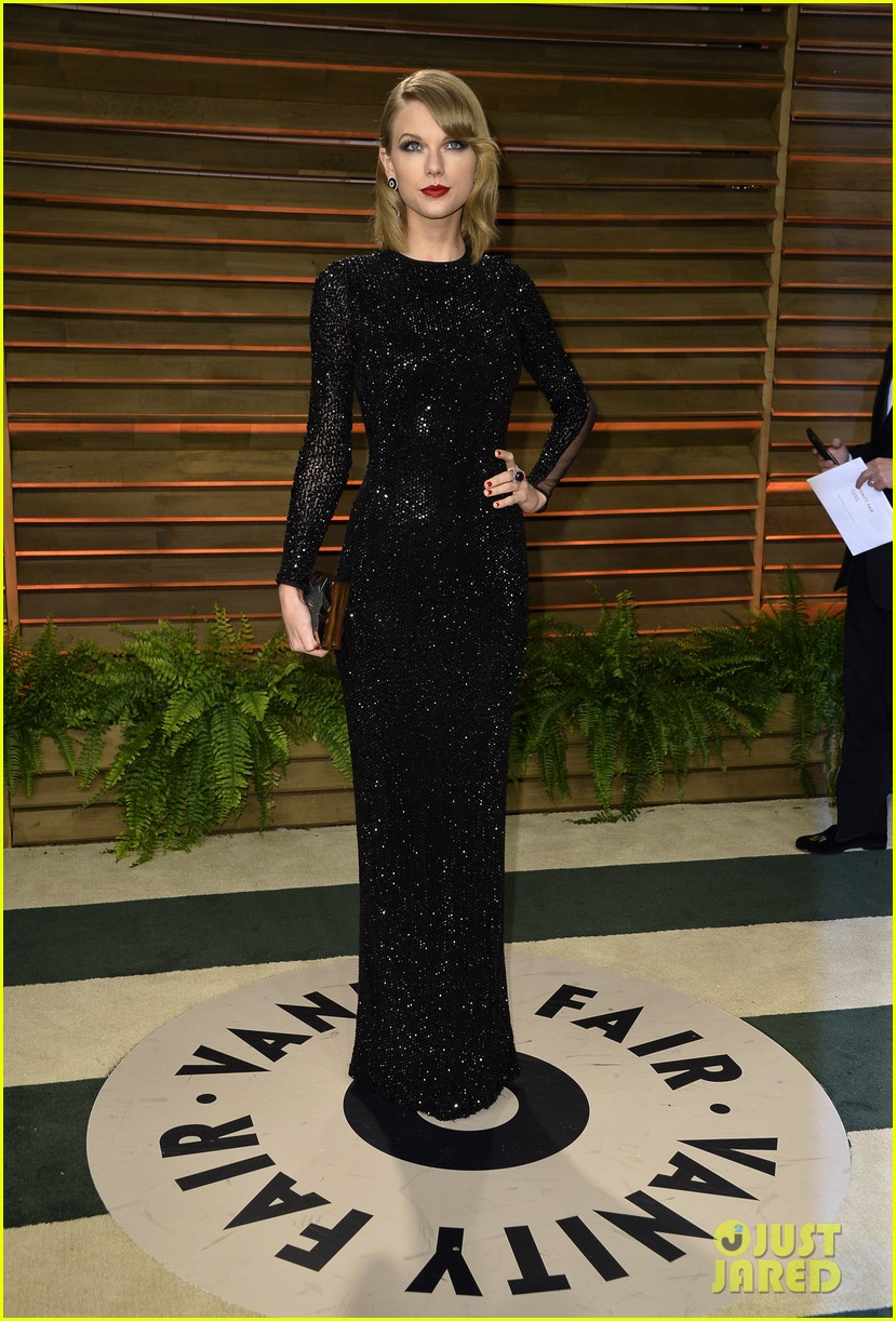 taylor swift jaime king vanity fair oscars party 2014 063064543