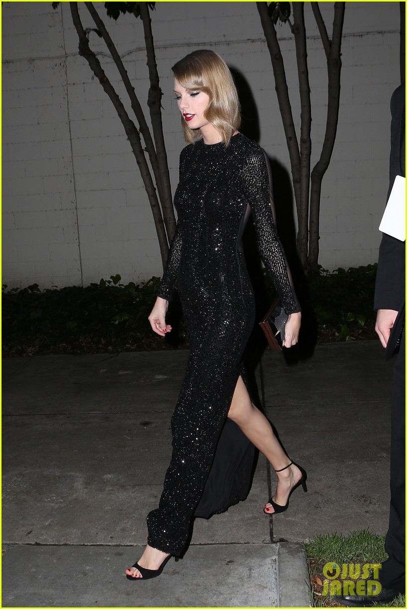 taylor swift jaime king vanity fair oscars party 2014 15