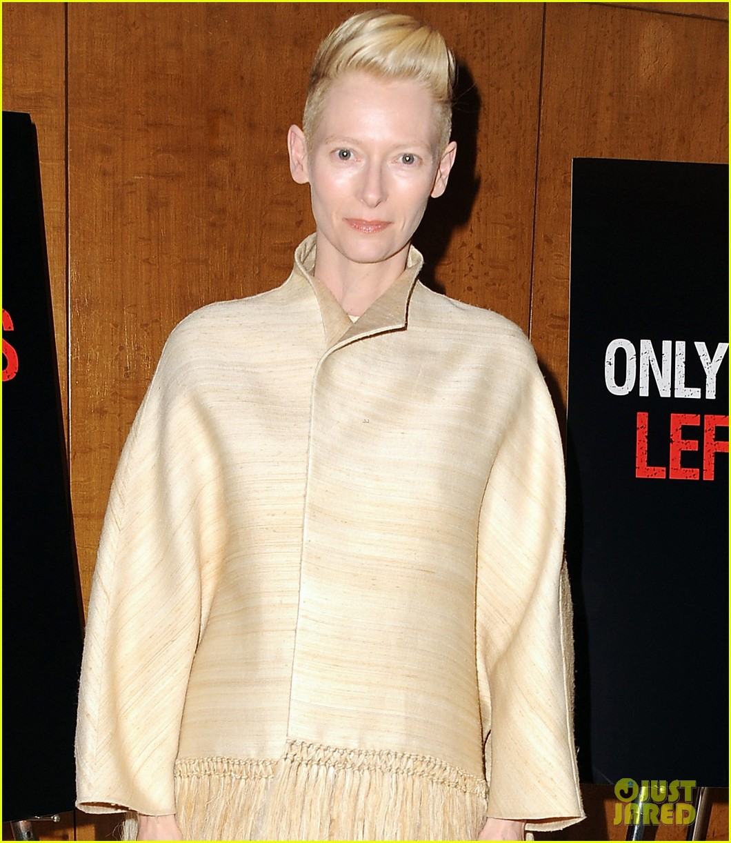 tilda swinton anton yelchin only lovers left alive screening 103069773